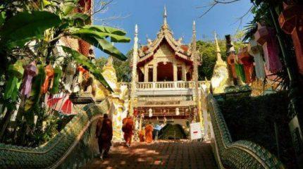 Храмы Таиланда: святая святых буддизма