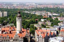 Город Лейпциг и его достопримечательности