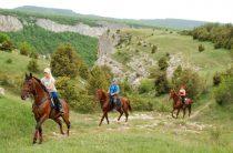 Конный туризм: прекрасный отдых на природе