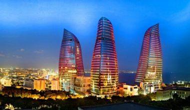 Каспийская жемчужина: Баку и его сокровища
