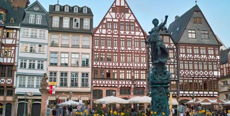Достопримечательности Франкфурта-на-Майне: прогулка сквозь века