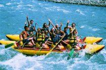 Виды водного туризма или куда отправиться «гулять по воде»